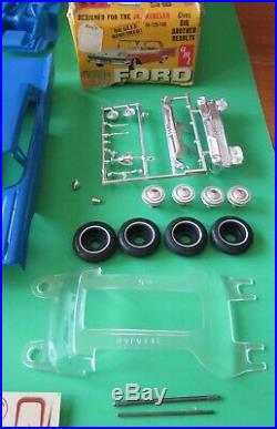 AMT 1959 Ford Galaxie HT Jr Junior Craftsman Kit #04-129 Unbuilt in Box 59