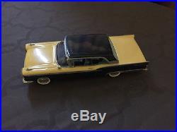 AMT 1959 galaxie 2dr hardtop Built-up Vintage Screw Chassis 1/25 jr modeler