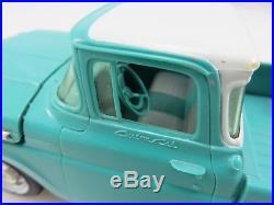 AMT 1960 FORD F-100 PickUp Truck 2-TONE PROMO Model MODIFIED