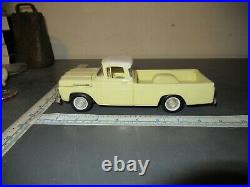 AMT 1960 Ford F-100 Pickup Truck Promo