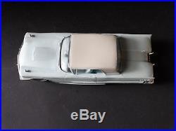 AMT 1960 Ford Thunderbird Dealer Promo Friction Car Plastic Model & Box