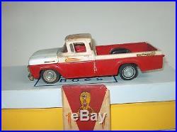 AMT 1960 Ford pickup built kit