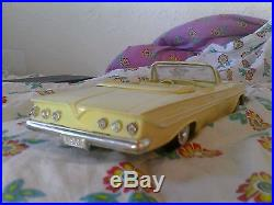 AMT 1961 Chevrolet Impala Convertible COASTER! PROMO! MINTY! LQQK