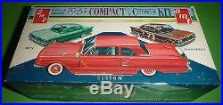 AMT 1961 FORD FALCON K-1061 3N1 HARDTOP VINTAGE 1/25 MODEL CAR MOUNTAIN KIT FS