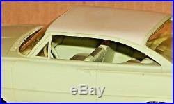 AMT 1961 Ford Starliner Dealer Promo Screw Bottom Model Car 1st 1961 Release