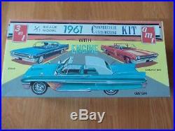 AMT 1961 Mercury Convertible Original Issue Complete Excellent