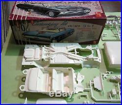 AMT 1962 Chevrolet Impala Convertible Kit # K712 Chevy Customizing Unbuilt 62