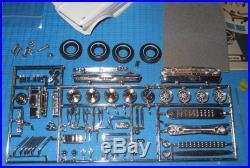 AMT 1962 Comet 2 Door 1/25 Scale Kit-S3062 Display Case Box-Model Car Swap Meet