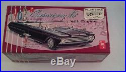 AMT 1962 Corvette Convertible 3 in 1 Model Kit, Near Mint Cond! , #K912
