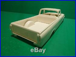 AMT 1962 FORD F-100 PICKUP WithTRAILER ANNUAL 1/25 MODEL CAR MOUNTAIN VINTAGE