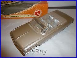 AMT 1962 FORD GALAXIE CONVERTIBLE PROMO CAR IN ORIGINAL WINDOW BOX