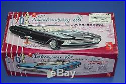 AMT 1962 LINCOLN CONTINENTAL CONVERTIBLE 1/25TH