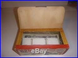 AMT 1962 MERCURY COMET DISPLAY BOX KIT VINTAGE 1/25 Model Car Mountain S3062