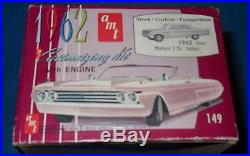 AMT 1962 Mercury Meteor 2 Door Sedan 3in1 Annual Kit #K362-Model Car Swap Meet
