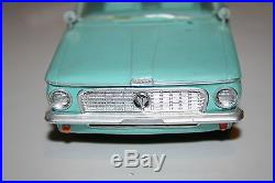 AMT 1963 Plymouth Valiant Annual Issue Model Car Built 1/25 Scale Kit