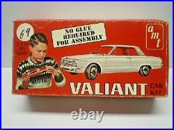 AMT 1963 Plymouth Valiant Signet 200 Craftsman Jr Series Original Annual L@@K