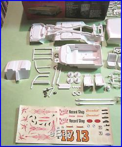 AMT 1964 Buick Wildcat Convertible 3-in-1 Annual Kit #6514 Unbuilt in Box 64