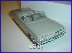 AMT 1964 Chevy Impala SS Dealer Promotional Model Car Promo Friction Auto
