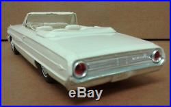 AMT 1964 FORD GALAXIE 500 XL CONVERTIBLE Dealer Promo, pretty nice condition