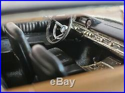 AMT 1964 Ford Galaxy 500 XL Hardtop 125 Scale Plastic Built Model'64 Car