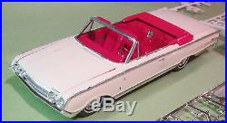 AMT 1964 Mercury Park Lane Convertible Original 3-in-1 Annual Kit in Box 64