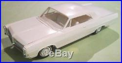AMT 1964 Pontiac Bonneville Hardtop HT 3-in-1 Annual Kit Stock Built 64