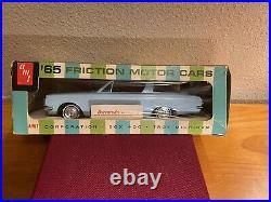 AMT 1965 Barracuda Fastback Dealer Promo Friction Screw Bottom & Original Box