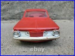 AMT 1965 Plymouth Barracuda Cuda Dealer Promo 125 Scale Plastic Model Car