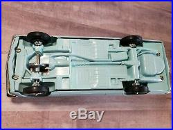 AMT 1965 Plymouth Barracuda Dealer Friction Promo 125 Scale Plastic Model Car