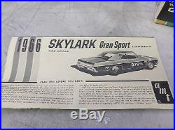 AMT 1966 Buick Skylark Gran Sport model excellent in box
