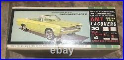AMT 1966 Chevy Impala SS SUPER SPORT CONVERTABLE customizing KIT 6716-200