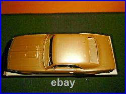 AMT 1967 CHEVY CAMARO SS FASTBACK GRANADA GOLD DEALER PROMO WithOB EXCELLENT
