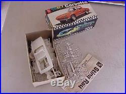AMT 1967 Corvette Model 6917-170 Rare Custom Kit 1/25 New in Box Rare
