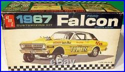AMT 1967 FORD FALCON SPORTS COUPE 5127 ANNUAL 125 Model Car Mountain