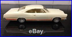 AMT 1967 FORD GALAXIE XL 428 Promo Model Car