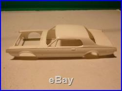AMT 1967 MERCURY COUGAR XR7 #5327 ANNUAL Original 1/25 MODEL CAR MOUNTAIN
