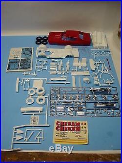 AMT 1968'68 Chevrolet SS 396 Chevelle 1/25 Vintage Rare kit! 5628 200