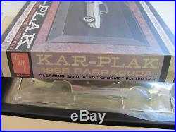 AMT 1968 Barracuda Kar Plak NOS Very Rare