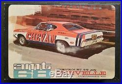 AMT 1968 Chevrolet SS 396 Chevelle #5628 200 1/25 scale vintage kit