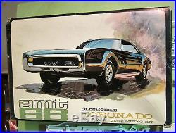 AMT 1968 Oldsmobile Toronado Olds Annual Kit #6938 Unbuilt in Box 68