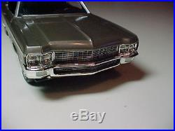 AMT 1970 Chevrolet Impala 454 2 Door Coupe PRO BUILT Scaled in 1/25