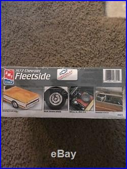 AMT 1972 Chevrolet C10 model kit