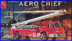 AMT 1/24 American LaFrance Aero Chief Fire Truck # 980