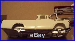 AMT 1/25 1960 Ford F100 Pickup Rare From 1960 Original Kit #K5042-200 Trailer