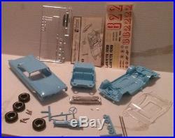 AMT 1/25 1960 Ford Straliner Craftsman Very Rare Original Kit #4010-100 Great