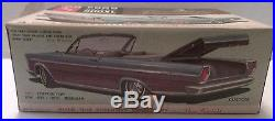 AMT 1/25 1965 Ford Galaxie 500XL Convertible Original Kit #6115-200 Very Nice