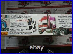 AMT 1/25 BJ and the Bear Kenworth Aerodyne Cabover