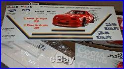 AMT 1/25 Bill Elliott Stock Car Racing Transorter Model Kit