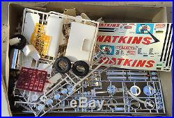 AMT 1/25 Kenworth W-925 truck tractors 2 of them! As-Is