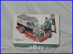AMT 25 T Copout Paddy Wagon-Double Kit 1/25 Scale T319-200 sealed in the plastic
